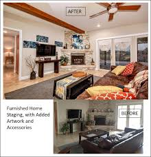 before and after staging home staging sell your home the designers eye
