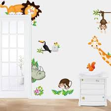 Jungle Wall Decals Compare Prices On Jungle Decal Online Shopping Buy Low Price