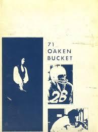 oakland high school yearbook 1971 oakland high school yearbook online oakland ca classmates