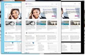free wordpress business templates u2013 template design