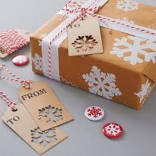 christmas gift wrap sets cómo hacer copos de nieve de papel fácil