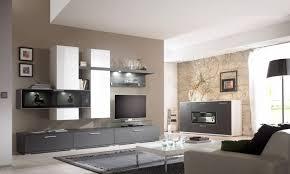 farbkonzept wohnzimmer hausdekorationen und modernen möbeln kühles ehrfürchtiges