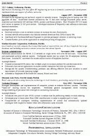 Resume For Medical Records Network Engineer Resume Sample Medical Records Corporation Free
