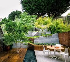 Unusual Decking Ideas by Unusual Inspiration Ideas Deck Garden Design Landscaped Garden