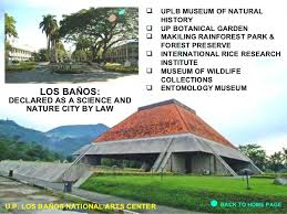 Up Los Banos Botanical Garden Laguna Powerpoint Show