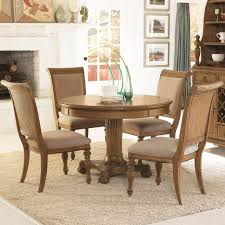 Round Pedestal Table Dining Tables Dining Table Extension Round Wood Tables With Leaf