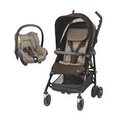 poussette siege auto bebe bébé confort poussette duo cosi citi earth brown roseoubleu fr