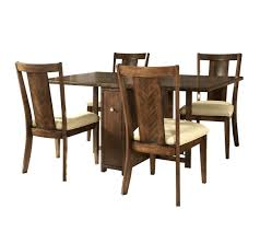Apartments  Fascinating Antique Drop Leaf Dining Table Storage - Ethan allen drop leaf dining room table