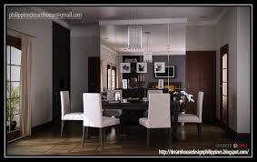 philippine dream house design living dining room