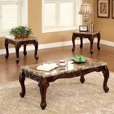 Cherry Wood Coffee Table Dark Wood Coffee Table Uk Furniture Of America Carnes Dark Cherry