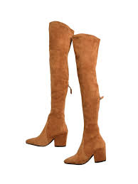 s knee boots on sale marlo the knee suede leather boots