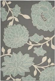 previous image square floral green pattern wool carpet thick
