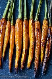balsamic roasted carrots not enough cinnamon