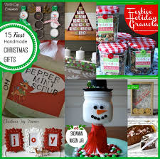 15 fast handmade christmas gifts yesterday on tuesday