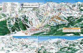 Map Of Colorado Ski Areas by California Nevada Ski Resorts