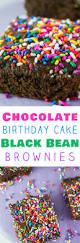 chocolate birthday black bean brownies brooklyn farm
