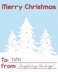 free merry christmas mini printable cards holiday favorite