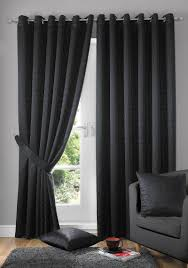 Black And Grey Bedroom Curtains Decorating Modern Curtains Black Fashionable Modern Curtains The