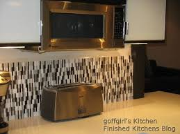 Microwave Inside Cabinet Finished Kitchens Blog 10 31 09