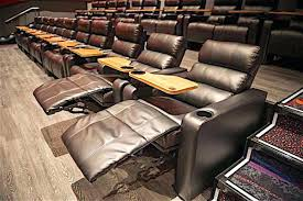 reclining theatre chairs theer deptford movie theater reclining