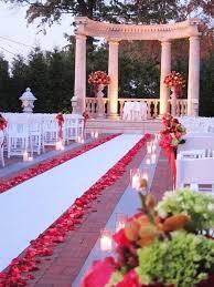 mariage et blanc pour une décoration de mariage thème nous vous presentons
