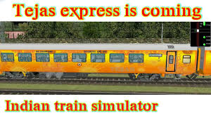 tejas express in indian train simulator coming soon youtube