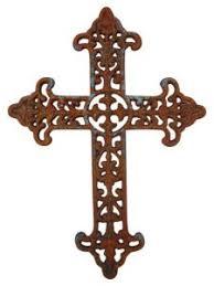 wall decor crosses cast iron crosses archives shoreline ornamental iron