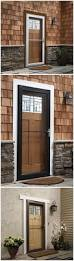 Full View Exterior Glass Door by Best 25 Glass Storm Doors Ideas On Pinterest Storm Doors Glass