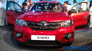 renault kwid specification automatic renault kwid caught testing sans camouflage india launch later in