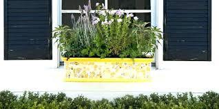 window planters indoor indoor window planter box indoor window sill planter box indoor