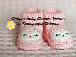 unique baby shower venues in champaign urbana chambanamoms com