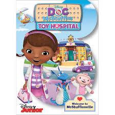 doc mcstuffins sweater doc mcstuffins toy hospital dvd shopdisney