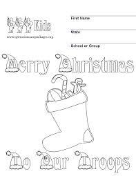 send santa to the troops