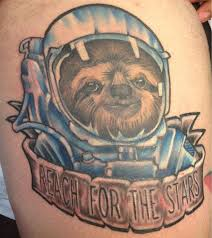 is there anything cooler than a lazy sloth tattoo page 15 of 16