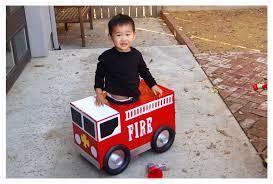 Truck Halloween Costume Halloween 2012 Fire Crew Wild Ink Press