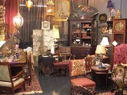 gas lamp antiques