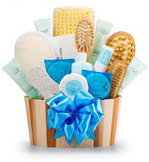 cheap baskets for gifts hydro luxury spa experience spa gift baskets an
