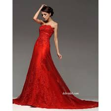 Red Wedding Dresses Red Lace Wedding Dresses Pictures Ideas Guide To Buying
