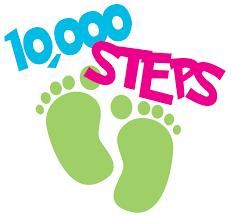 Challenge Steps 10 000 Step Challenge 10000 Steps Half Marathon Motivation And