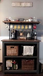 11 genius ways to diy a coffee bar at home coffee bar ideas