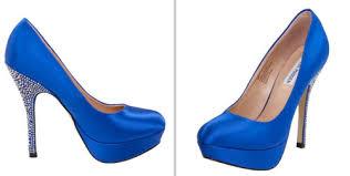 Wedding Shoes Blue Something Blue Wedding Shoes Sapphire