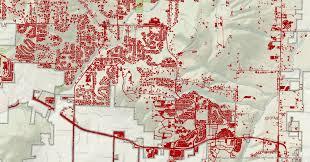 Portland Earthquake Map by Portland Water Bureau Seismic Study U2013 Cascade Gis U0026 Consulting