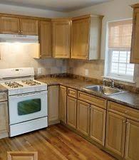 Unique Oak Kitchen Cabinets In Home Interior Design Models With - Models of kitchen cabinets
