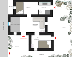 traditional house floor plans gallery restoration of a traditional house on mykonos werner