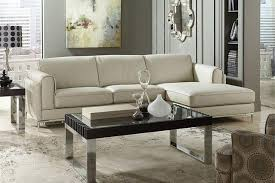 beige leather sectional sofa sofa beds design cozy contemporary small leather sectional sofa