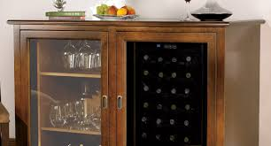 Glass Door Bar Cabinet Bar Kitchen Daring Small Kitchen Design And Decoration Using