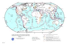 Blank Map Of Tectonic Plates by What Is A Tectonic Plate Ency123