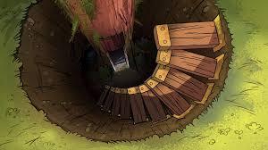 Mystery Shack Floor Plan by Bunker Gravity Falls Wiki Fandom Powered By Wikia