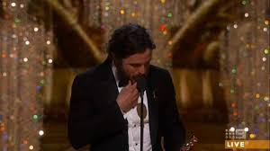 brie larson casey affleck brie larson not clapping for casey affleck s oscar win speaks for