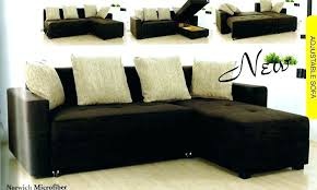 Microfiber Sleeper Sofa Small Sofa Sleeper Lauermarine